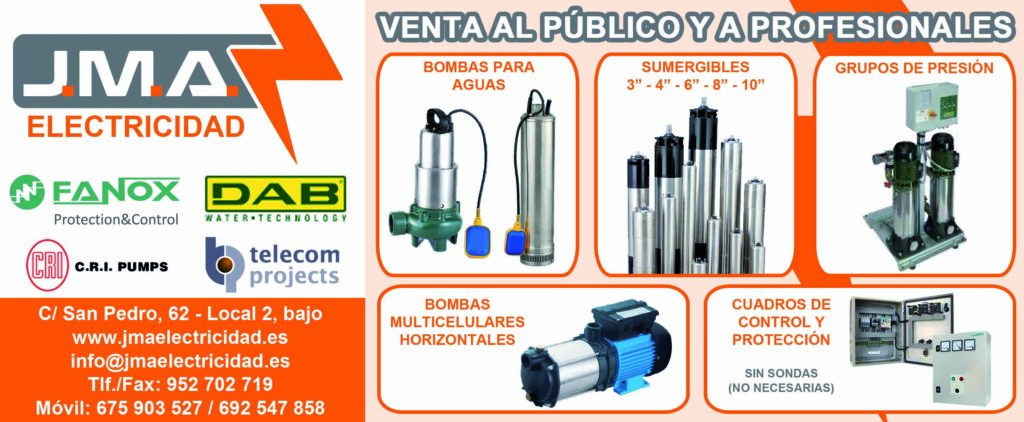 ELECTRICISTA EN ANTEQUERA